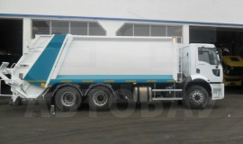 FORD CARGO 2533 19куб.м.